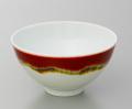 シルクロード飯碗-小-(真右ェ門窯)桐箱付