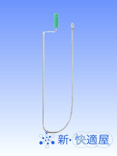 三栄水栓「トイレクリーナー PR86」(ワイヤー式)