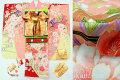 七五三 正絹7歳用女の子高級着物フルセット◆ピンク系 鞠に花◆sdyuri010