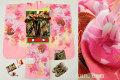 七五三 7歳用女の子高級着物フルセット◆ピンク系 鞠に乱菊◆sdss003