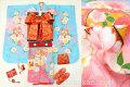 2017年新作 七五三 7歳用女の子高級着物フルセット【百日草】◆水色系 鞠に鈴◆311