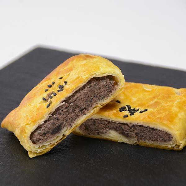 あんぱい(ごまあん)6個 北海道森町銘菓