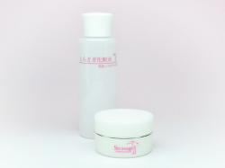 馬油の保湿セット しらさぎ化粧水としらさぎクリームのお得なセット 2タイプの保湿でしっとりモチモチ肌に 【送料無料】