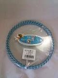 ねじり線パールブルー1.5ミリx2m