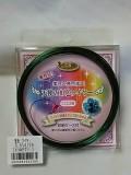 虹色ワイヤー0.6ミリx8 mエメラルドグリーン