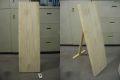 GO−4 杉無垢板のA型立て看板■売却済み