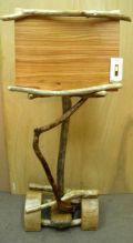 自然木と流木のメニュースタンド  ■売却済み