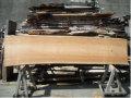 T|Oタモのカウンター材 全長2950 巾620—750   ■売却済み