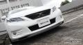 【SKIPPER】『フロントリップスポイラー/トヨタ・マークX(GRX13#)用』