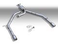 【Back Scratcher】CODE-09 リアバンパー専用エキゾーストシステム『トヨタ・アルファード 2.4L/2WD(ANH20W)専用』
