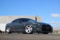 【SKIPPER】 フロントリップディフューザー(カーボン) 日産 GT-R R35前期