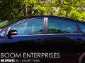BOOM ENTERPRISES HB SPORTS(ブームエンタープライズ HBスポーツ) ドアモール トヨタ NHW20 プリウス 3Dラグジュアリートリム