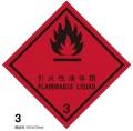 等級3 引火性液体類 標札(個品用)