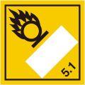 等級5.1 酸化性物質 標識(コンテナ・国連番号表示用)