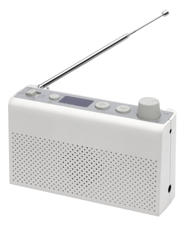 テレビが聴けるラジオ(10%ポイント還元)