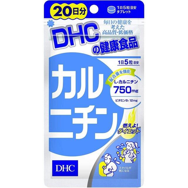 DHC カルニチン20日