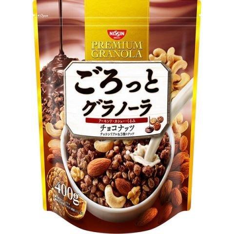 ごろっとグラノーラチョコナッツ 400g