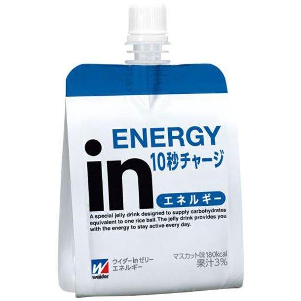ウイダーinゼリーエネルギー180g