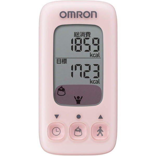 オムロン HJA-310-PK 活動量計