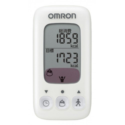 オムロン HJA-310-W 活動量計