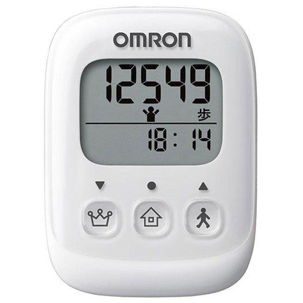 オムロン HJ-325-W 歩数計