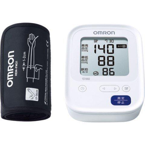 オムロン上腕式血圧計HCR-7106
