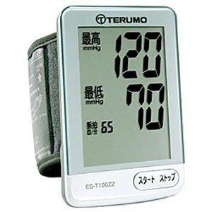 テルモ ES-T100 電子血圧計 手首式