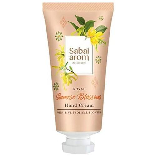 サバイアロム(Sabai-arom) サイアミーズ ブロッサムズ ハンドクリーム 30g