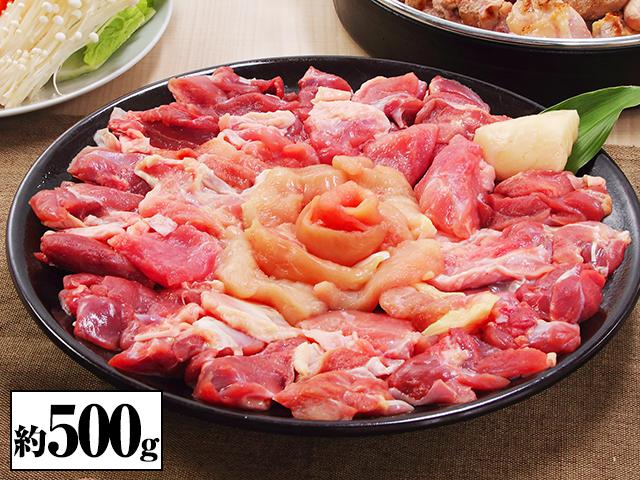 【料亭岩元直送】近江しゃもすき焼きセット 約500g(特製たれ付550ml)