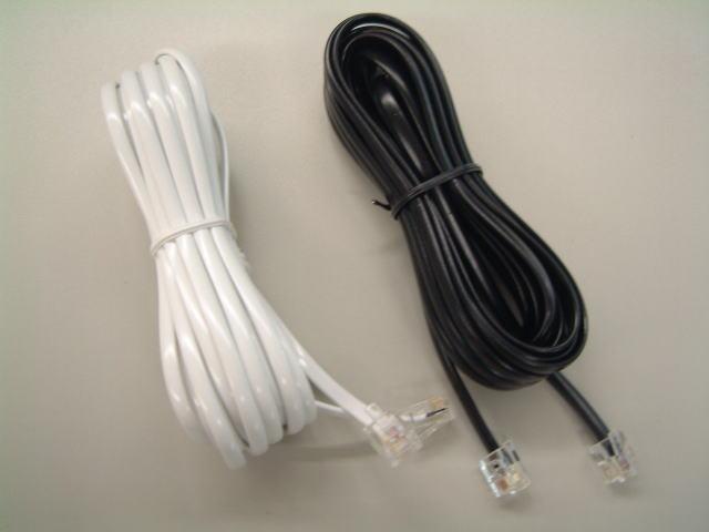 スカイニー ≪6極4芯≫ モジュラーコード 10m MP-MP-10M4C