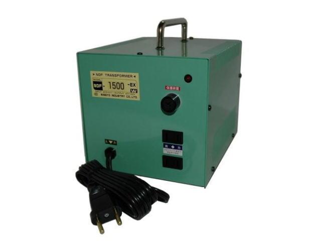 Eシリーズ/スイス・ドイツ・中国など/入力電圧 AC220V地域用/出力容量1500W/NDF-1500E