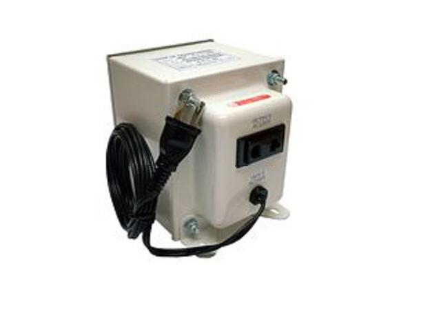 アップトランス/出力容量550W/230V(220V,240V)の海外電化製品を日本で使用するためのトランス NDF-550UPE