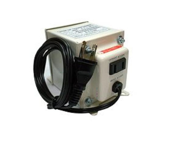 アップトランス/出力容量550W/120V(110V,127V)の海外電化製品を日本で使用するためのトランス NDF-550UPU