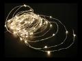 【送料無料】 コロナ産業 室内用 LED ジュエリーライト ≪ 100球 ≫ シルバーコード