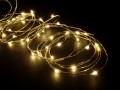 【送料無料】 コロナ産業 室内用 LED ジュエリーライト ≪ 50球 ≫ シルバーコード
