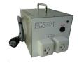 アップトランス/出力容量2000W/120V(110V,127V)の海外電化製品を日本で使用するためのトランス NDF-2000UPU
