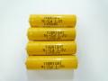 【送料無料 メール便選択時】 ニカド電池 単3形 1.2V 1100mAh ≪ 4本パック ≫