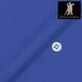 メンズダンスシャツ パターンオーダー ハイブリッドセンサーニット ロイヤルブルー 【S71DSZ506】
