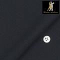 メンズダンスシャツ パターンオーダー ハイブリッドセンサーニット ブラック 【S71DSZ510】