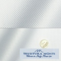 メンズパターンオーダーシャツ イタリア製 MONTI ホワイトオックスフォード 【S71EXM602】