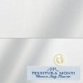 メンズパターンオーダーシャツ イタリア製 MONTI ホワイトヘリンボーン 【S71EXM607】