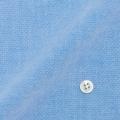 メンズパターンオーダーシャツ 形態安定 ブルーオックスフォード無地 【S71SKFT20】