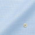 メンズパターンオーダーシャツ 形態安定 ライトブルードビー 【S71SKFT21】