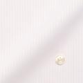 メンズパターンオーダーシャツ 形態安定 ライトピンクドビーストライプ 【S71SKFT26】