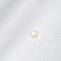 メンズパターンオーダーシャツ 麻混紡 涼感素材 ホワイト 【S71SKFW15】
