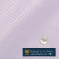 レディースパターンオーダーシャツ(ベーシック) MORARJEE ピンクドビー柄 【S72EXMB16】