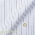レディースパターンオーダーシャツ(ベーシック) ハイブリッドセンサー ブラックストライプ 【S72SKFEG5】
