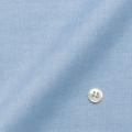 レディースパターンオーダーシャツ(ベーシック) 純綿 形態安定・80番双糸使用 ブルーピンオックス 【S72SKFU11】
