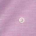レディースパターンオーダーシャツ(ベーシック) 麻混紡 涼感素材 ピンク 【S72SKFW19】