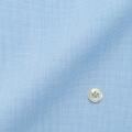 レディースパターンオーダーシャツ(デザイン) 形態安定 ライトブルーハケメ 【S73SKFT04】